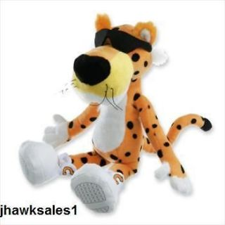 Chester Cheetah Plush Doll Stuffed Animal Toy Cool   Frito Lay   *New