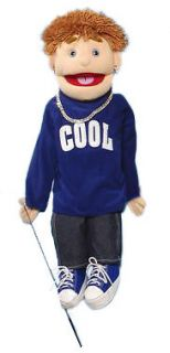 PRO 28 MINISTRY FULL BODY VENTRILOQUIST DUMMY PUPPETS NICK VENT