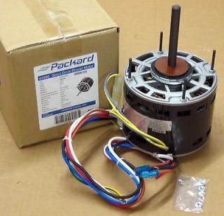 3586 1/3 hp 1075 rpm 230 volts 3 Speed Heater Furnace Blower Fan Motor