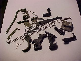 Walther P38 P1 Factory Frame Parts Repair Kit   Hammer,Trigger