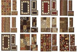 piece rug sets in Area Rugs
