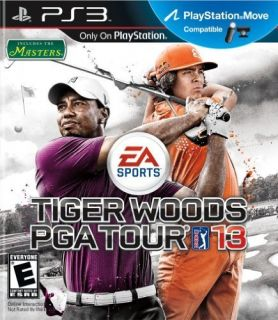 tiger woods golf game