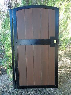 wrought iron garden gates in Yard, Garden & Outdoor Living