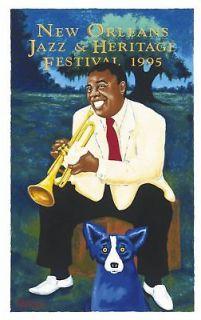 george rodrigue blue dog in Prints