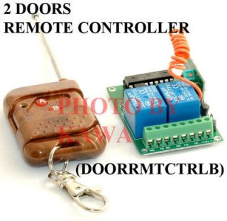 Universal Garage Door Opener Remote for Genie 2 Doors