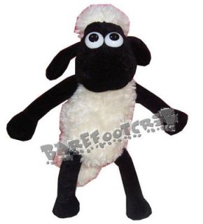 NEW RARE COOL BIG SHAUN THE SHEEP PLUSH TOY 20 BEST GIFT!!