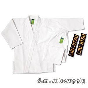 ProForce® Gladiator Pearl Jiu Jitsu Gi Uniform   White
