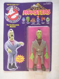 The Real Ghostbusters Monsters FRANKENSTEIN toy action figure MOC