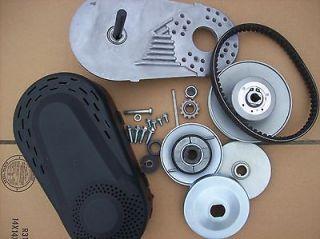 go kart, Comet series torque converter kit, replacement TAV2, 12T #35
