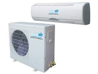 IDEAL AIR MINI SPLIT 24000 BTU 13 SEER AIR CONDITIONER