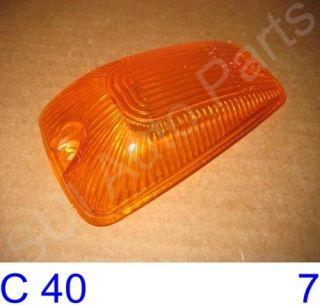 Chevy GMC OEM Factory Clearance Cab Light Lens Roof Light Lens (C40