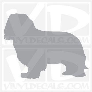 Cavalier King Charles Spaniel Dog Vinyl Decal Sticker Car Window Wall