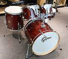 Gretsch Catalina Maple 6 Piece Drum Kit Set Drums Red