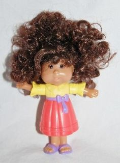 2007 Cabbage Patch Kids Doll Figure Toy Hispanic, Burger King, CPK