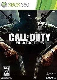 Call of Duty Black Ops (Xbox 360, 2010)