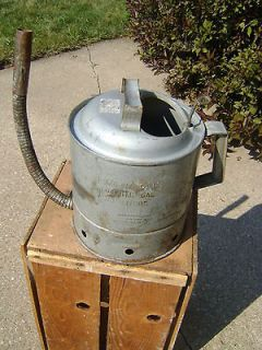 Collectible Vintage Oil Can Dispenser With Spout~