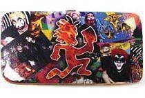 INSANE CLOWN POSSE ICP Hatchet Man Logo WALLET LADIES Brand New!