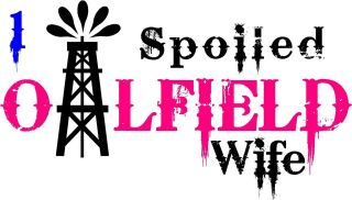 Oilfield Stickers Spoiled Wife Roughneck Stickers Decals Pick Color!