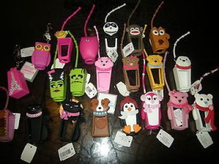 Bath & Body Works Hand Sanitizer Pocketbac Holder U Choose Color