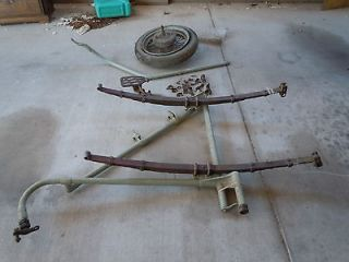 Harley Davidson sidecar chassis Indian Pan Head Knuckle Flathead