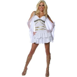 Aphrodite Adult Womens Sexy Greek Goddess Halloween Costume
