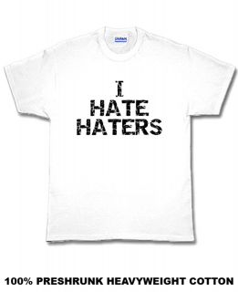 Hate Haters Mayweather T Shirt