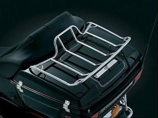 HARLEY TOUR PACK PAK PAC KURYAKYN 7139 LUGGAGE RACK 1980 2012 FLHTC