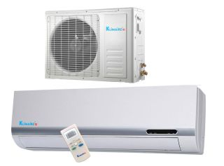 Ductless Mini Split Air Conditioner Heat Pump KLIMAIRE 12,000 btu AC