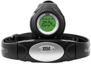 NEW Pyle   PHRM38   Heart Rate Monitor Watch, Calorie Counter & Target