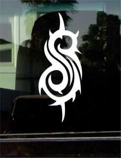 slipknot tribal logo 10 vinyl decal sticker more options vinyl