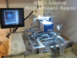 REPAIR Notebook Laptop DELL Inspiron 6400 MOTHERBOARD