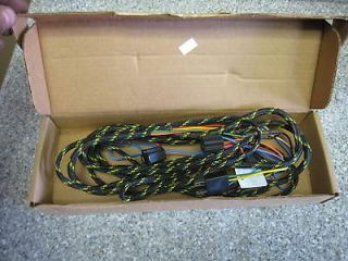 Western Plow 60501 / Fisher 6131 Plug In Headlight Wire Harness New