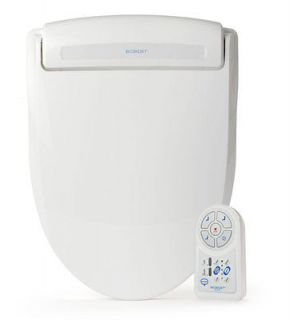 Bio Bidet BB 400 Harmony Bidet Toilet Seat Elongated or Round Front