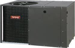 Nordyne/Airtemp 3 ton Heat Pump Package unit,,13 seer.