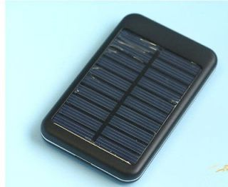 5000mAh USB Solar Power Charger Battery for iPad3 iPhone4 Cellphone