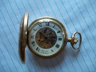 Baylor Pocket Watch 17 jewel Swiss movement Stopped working MAKE AN