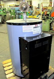 Rheem Ruud 50 Gallon Commercial Water Heater Storage Booster Tank
