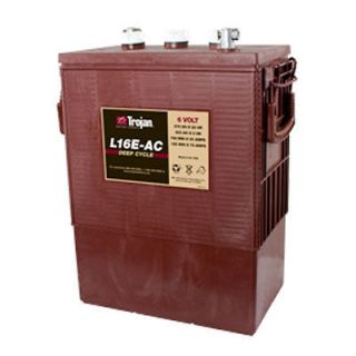 Trojan L16E AC 6V 370Ah Lead Acid Deep Cycle Battery Fast Ship