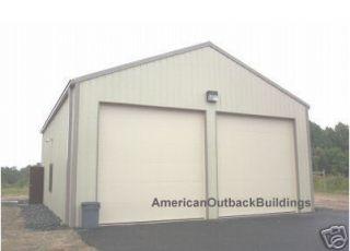 Garage Plans For Steel Building Metal Garages