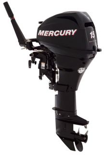 15 HP ELECTRIC START 4 STROKE OUTBOARD MOTOR TILLER 15 SHAFT BOAT