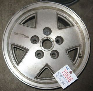 BLAZER S10 JIMMY SONOMA 91 94 ALLOY WHEEL/RIM 4X4 1991 OEM Original OE