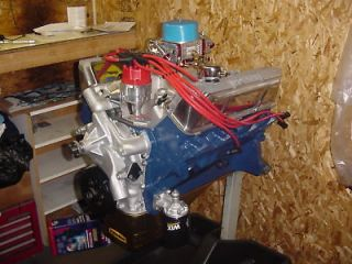 Ford big block 390 FE engine street thumper 419 horse 434 torque