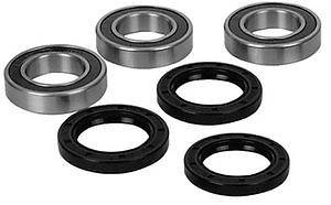 Honda TRX500FA Rubicon ATV Rear Wheel Bearings 01 09