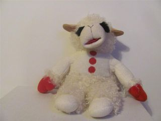 Aurora Shari Lewis 12 Soft Plush Talking Lamb Chop Doll 2004