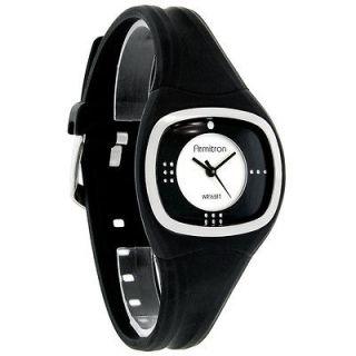 Newly listed Armitron Ladies Square White Dial Quartz Watch 25/6385
