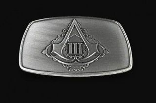 assassins creed buckle in Video Games & Consoles