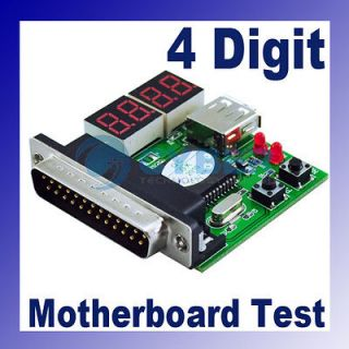 New 2 Digit USB PCI PC Diagnostic Motherboard Analyzer Tester Post .