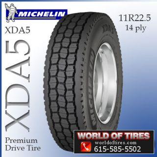 XDA5 11R22.5 semi truck tires 22.5 tires 11r22.5 11r 22.5 tires