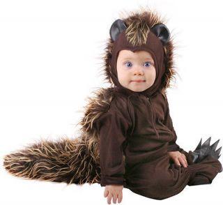 Babys Porcupine Halloween Costume 12 18 Months