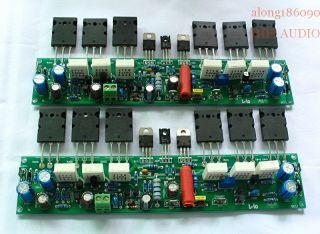 L10 Audio Power Amplifier Board Kit 2 CH AMP 1943 5200